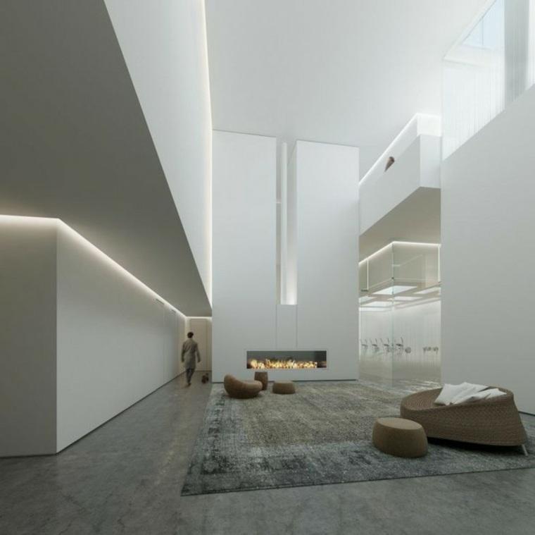 original diseño interior luces indirectas