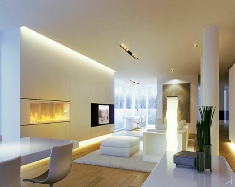 original diseño interior luces led