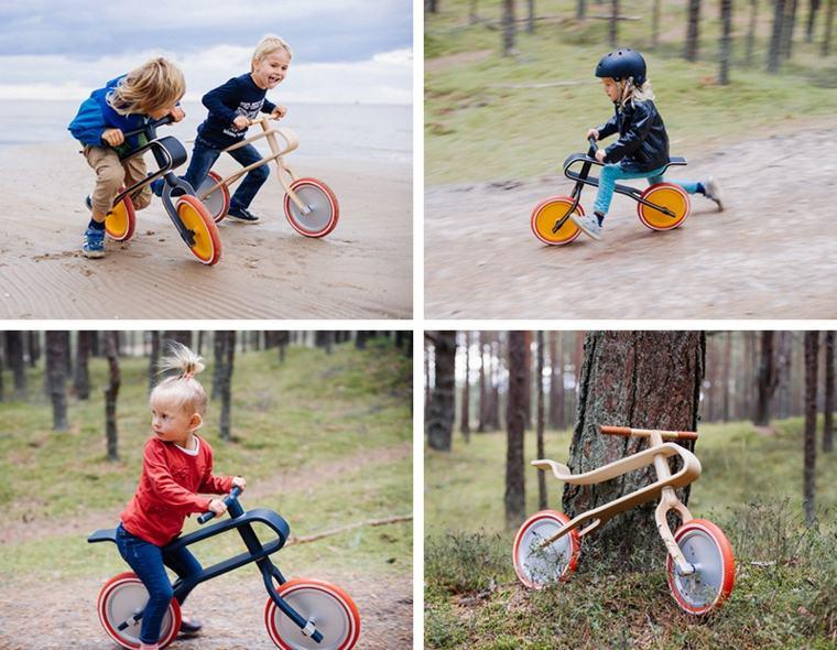 original bici infantil sin pedales
