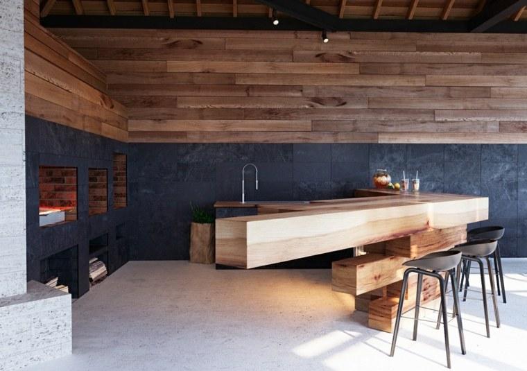 originales cocinas de diseño