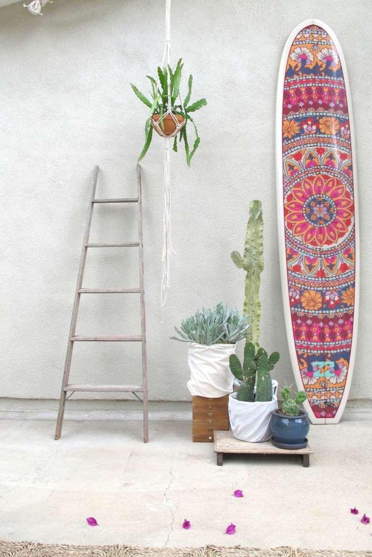 original decoración plantas cactus