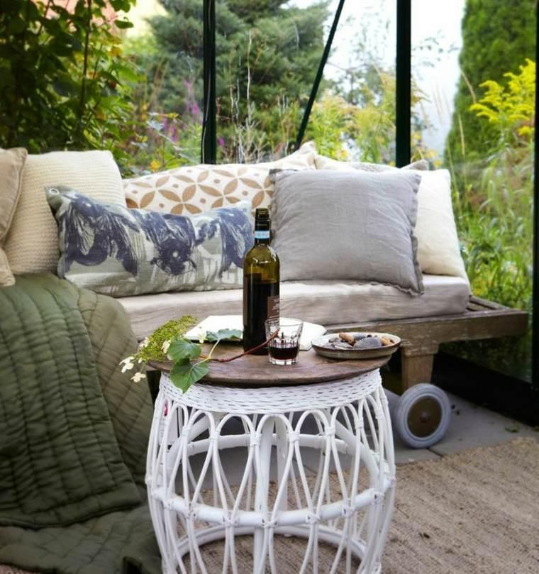 original decroacion terraza chill muebles