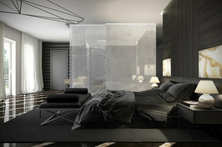 original diseño habitaciones oscuras