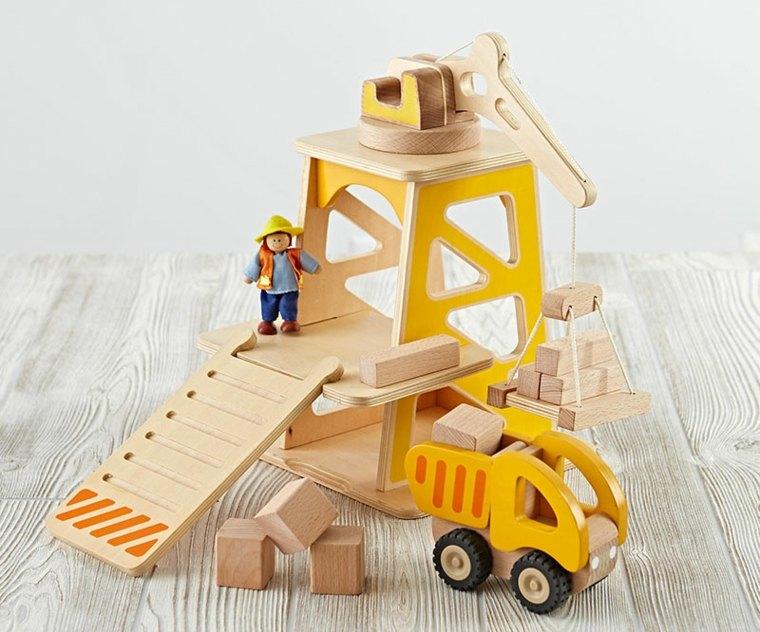 original diseño figuras construcción
