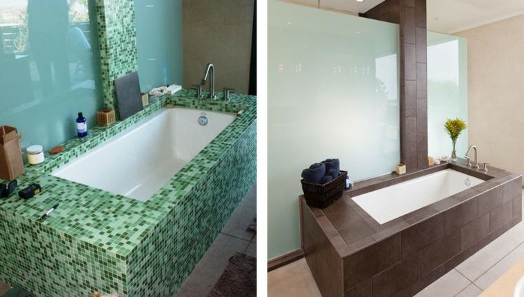 original diseño bañera moderna