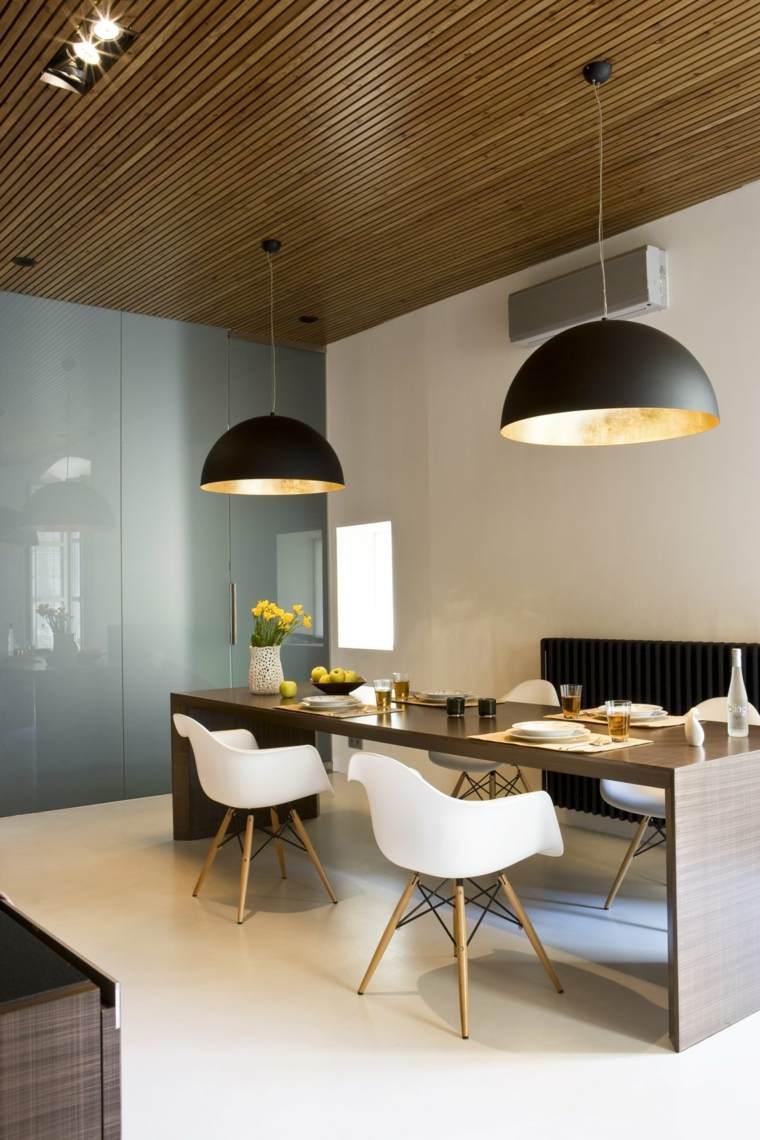 original diseno salón comedor moderno