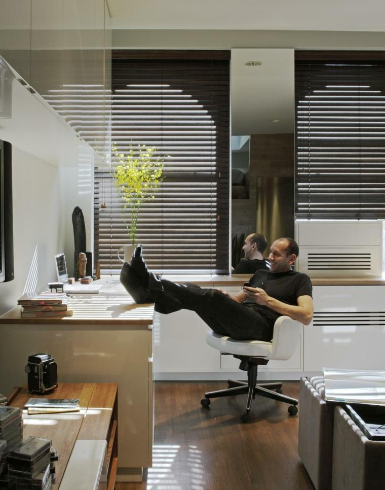 original despacho oficina moderno