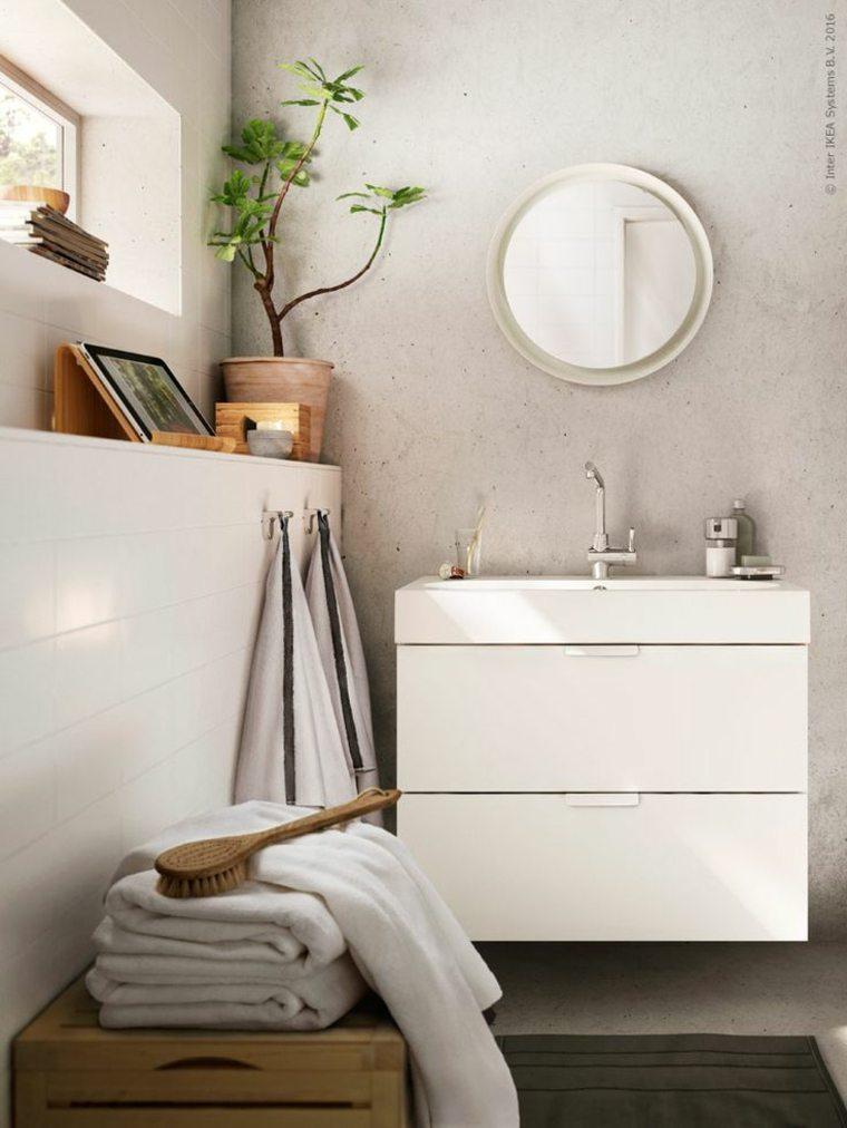 original decoracion baño pequeño