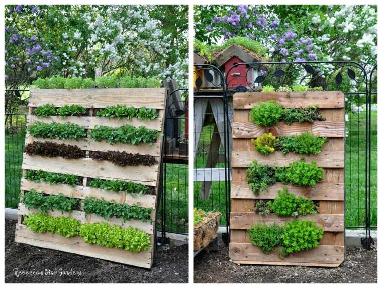 Como Hacer Un Jardin Vertical En Casa O En El Patio