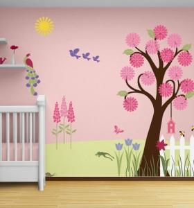 Adornos De Papel Para Decorar Paredes Adornos De Papel Para Decorar - Papeles-de-decoracion-para-paredes