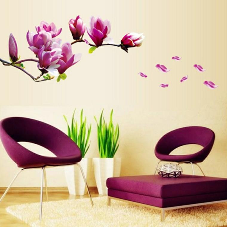 papel para paredes una decoraci n elegante