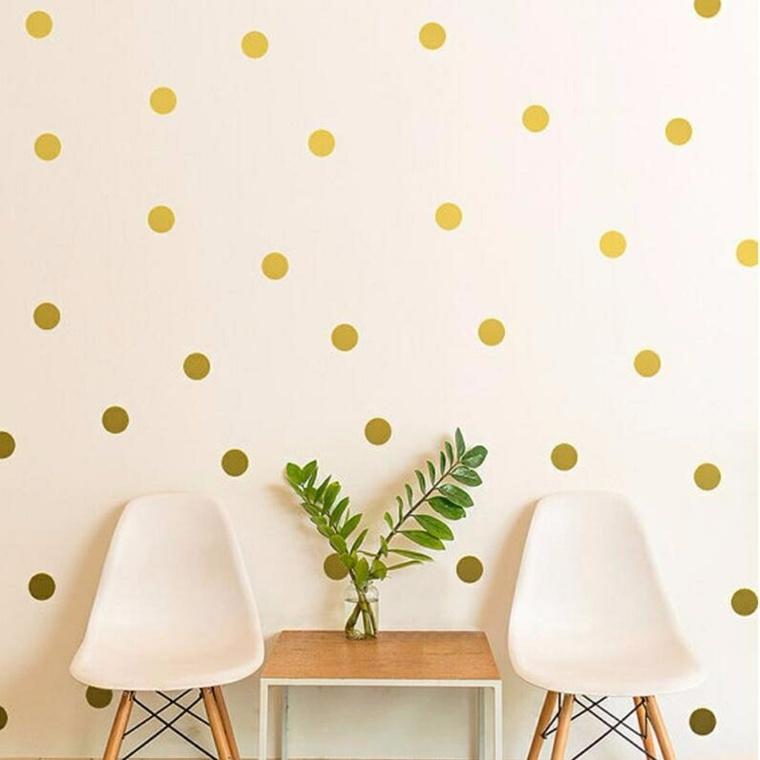 Popolare Papel para paredes, una decoración elegante - DU63