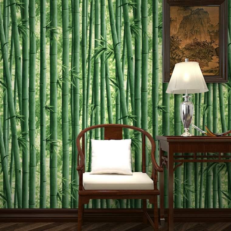 Papel para paredes una decoraci n elegante - Papel para paredes decorativo ...