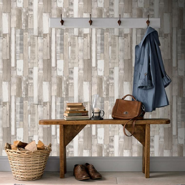 papeles decorativos para paredes