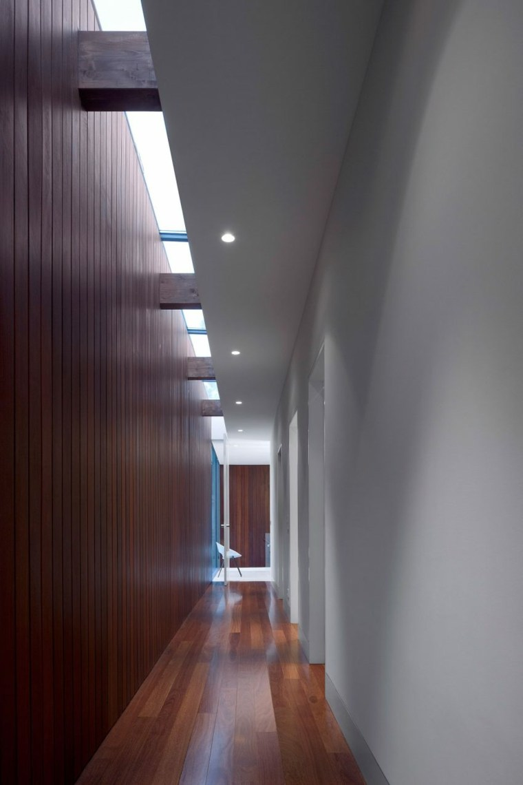 paredes techo madera led exteriores
