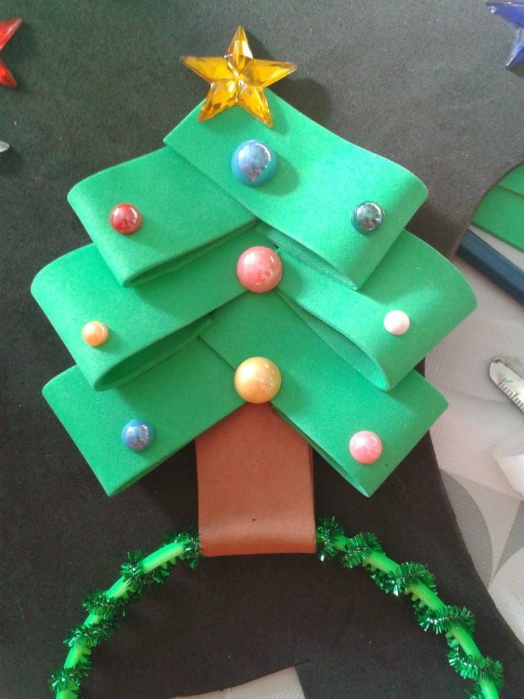 Goma eva para crear manualidades navide as asombrosas for Decoracion navidena con ninos