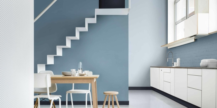 pintura para paredes dalux pared color cocina ideas
