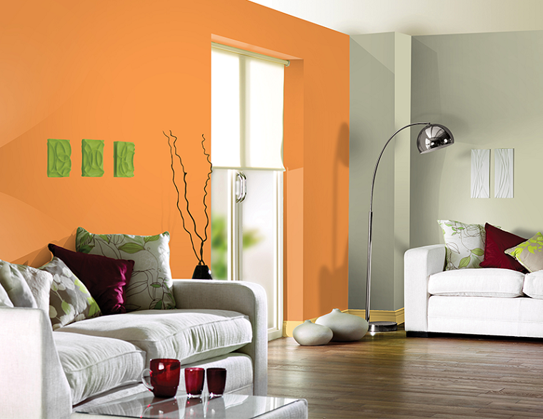 pintura para paredes nippon color interior opciones ideas