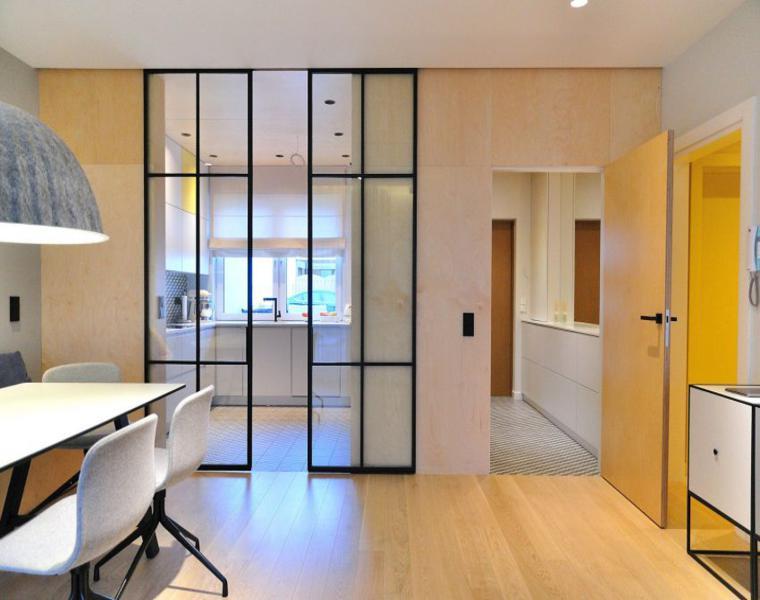 puertas cocina correderas vidrio