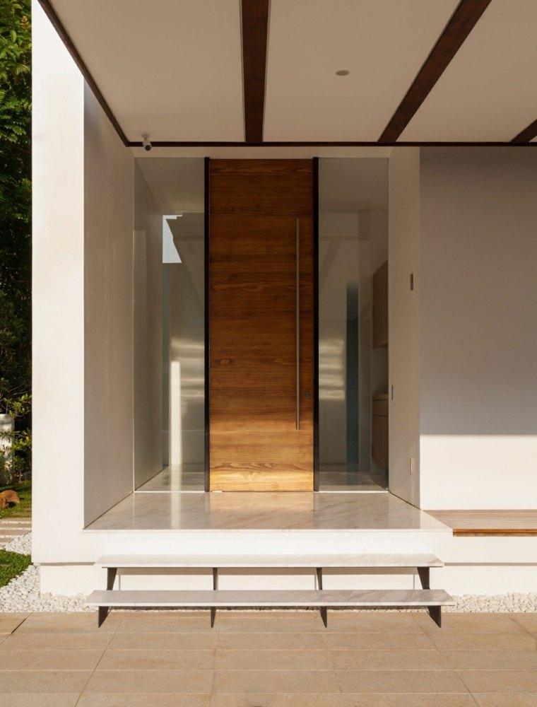 puertas diseno vertical moderna atelier ideas