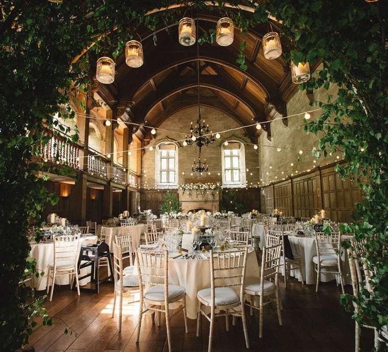 recepcion boda diseno decoracion mesas ideas