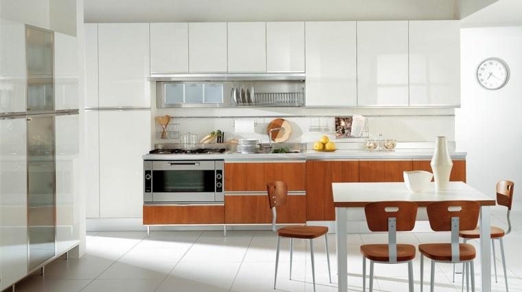 remodelación de cocinas blancas