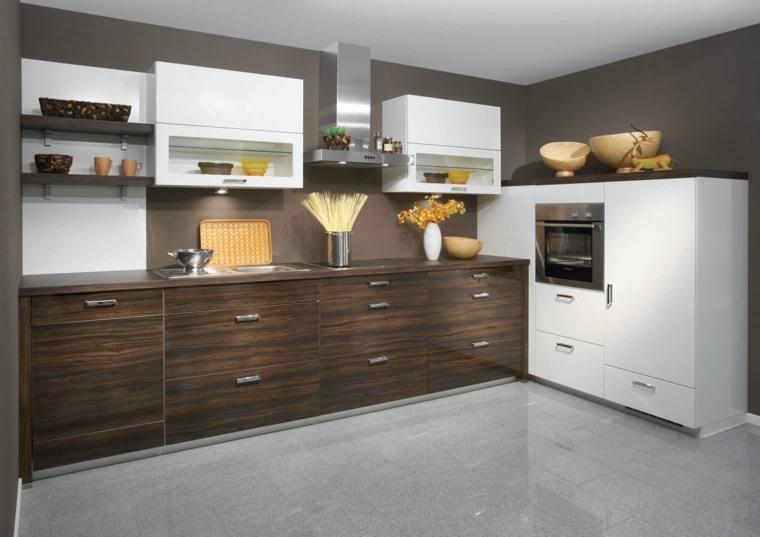 Remodelaci n de cocinas modernas y elegantes - Cocinas practicas y modernas ...