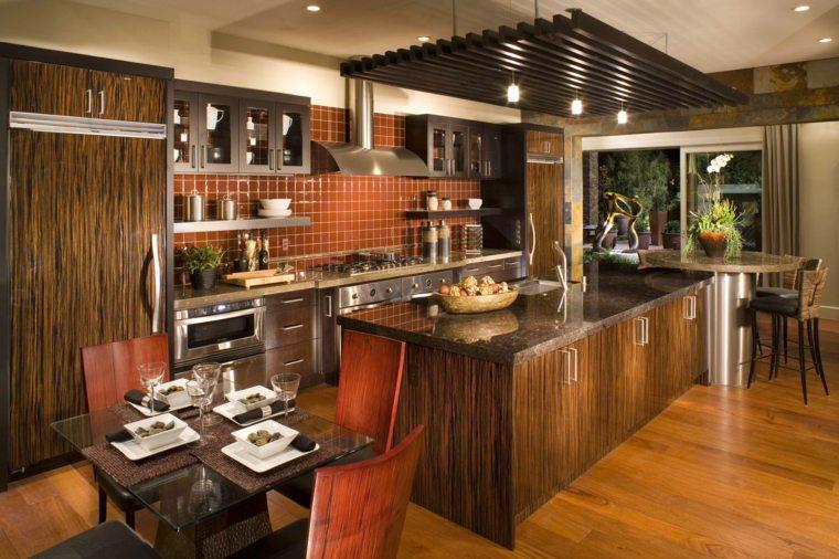 remodelacin de cocinas modernas madera