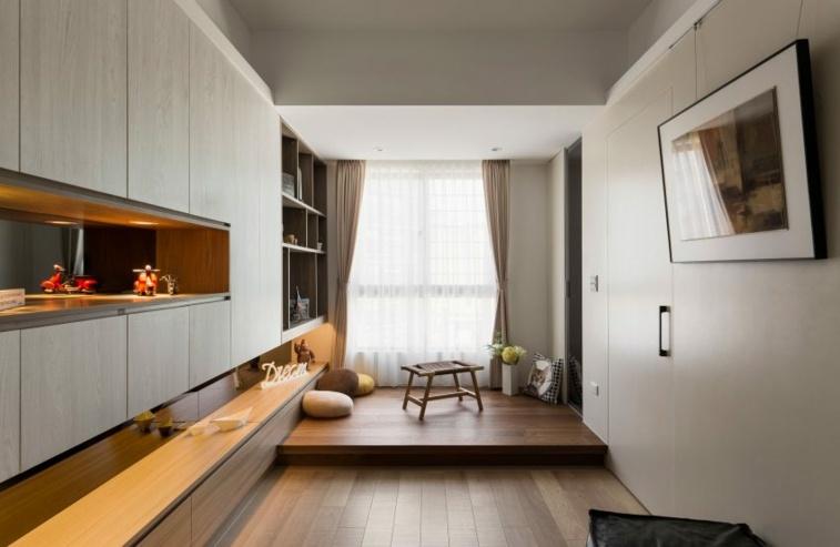 residencia privada moderna ciudad Taipei