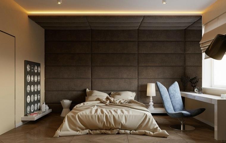 revestimiento de paredes tapizado original ideas