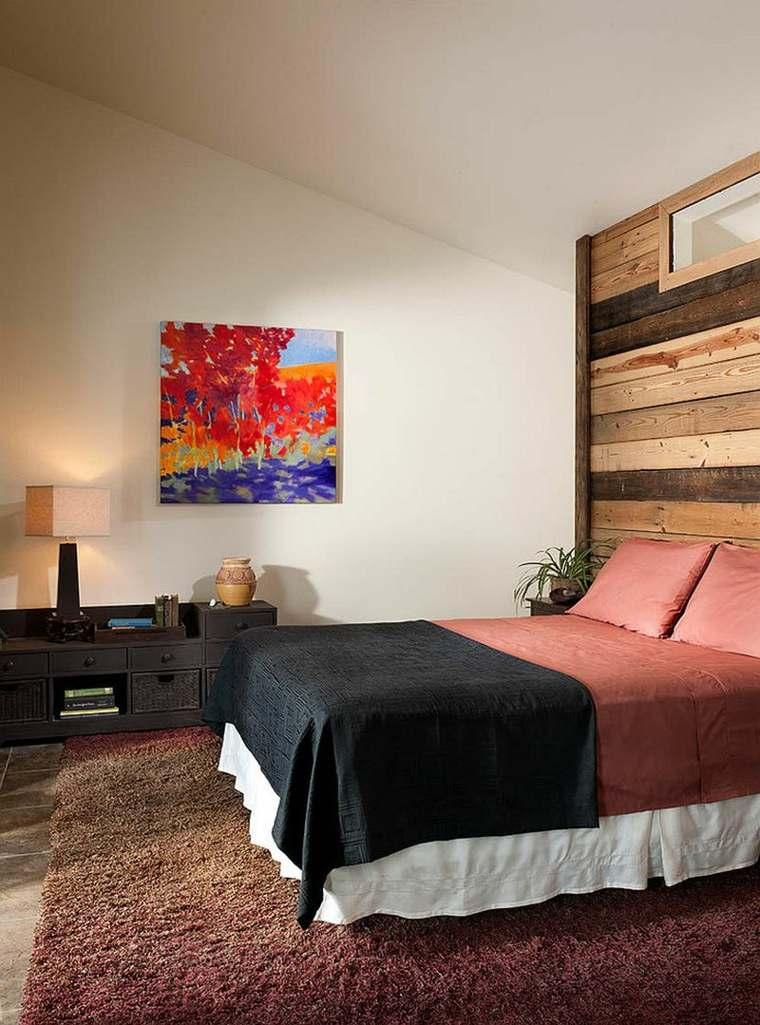 Dark Wood Floors Bedroom