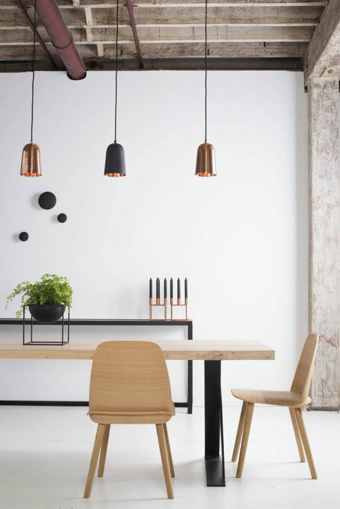 Silla modelo Muuto Nerd Dining
