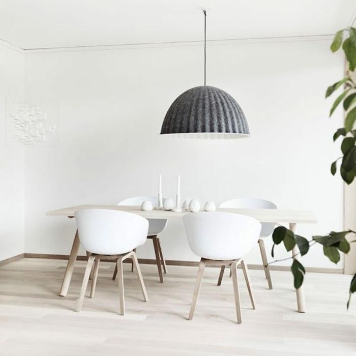 sillas nordicas diseño moderno
