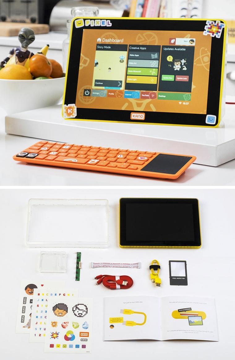 ordenador para ninos