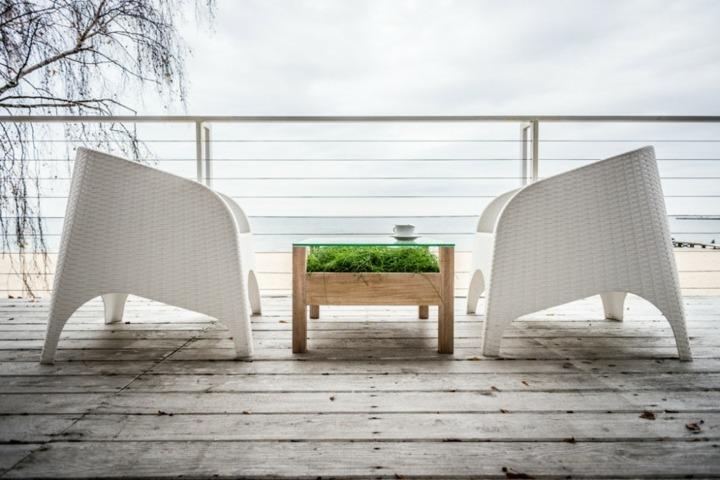 terrazas decoraciones variantes especiales muebles