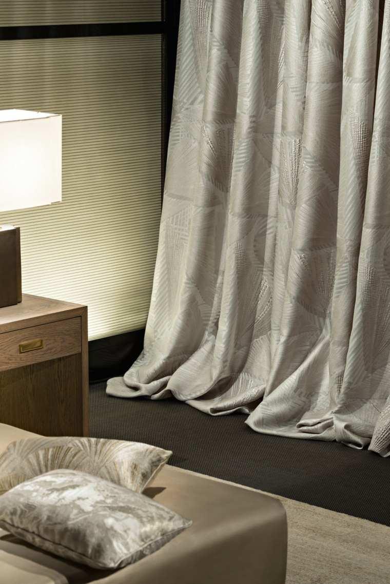 Tipos de cortinas - soluciones originales para la ventana -