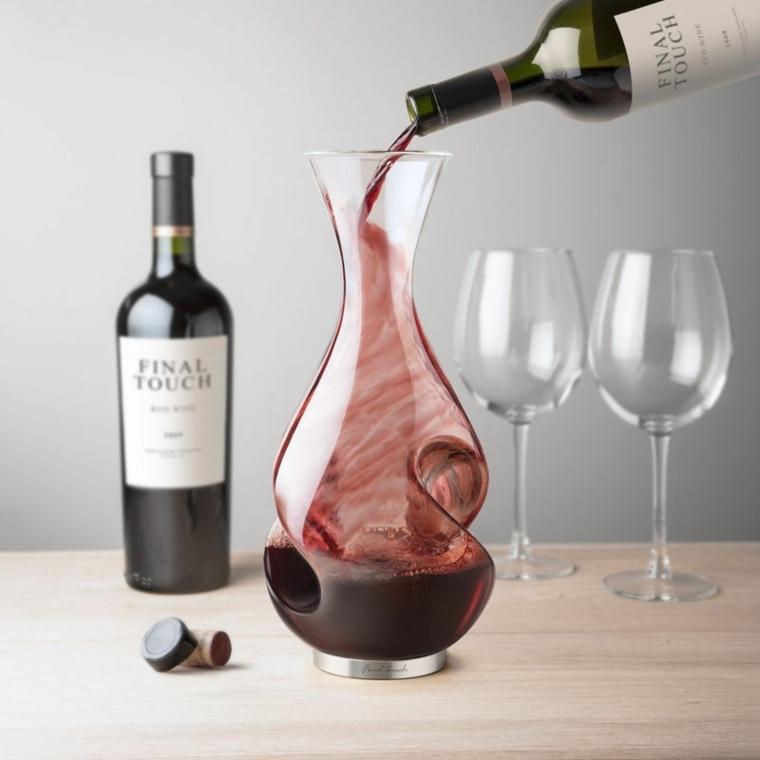 vino tinto jarra original