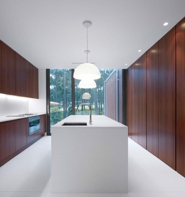vista cocina estilo paredes estilos