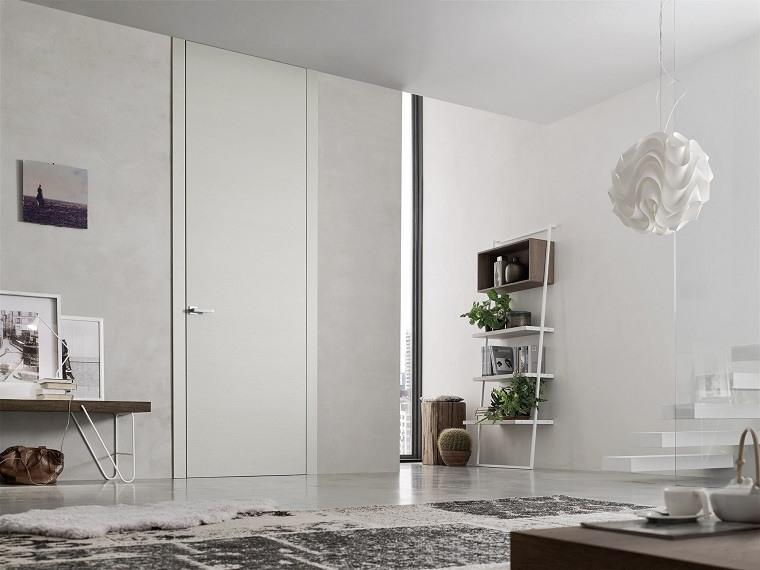 b frame bluinterni puerta blanca ideas