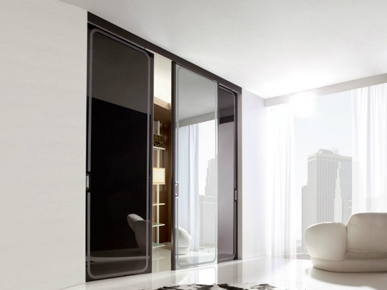 reflex ghizzi benatti diseno puertas reflectantes ideas