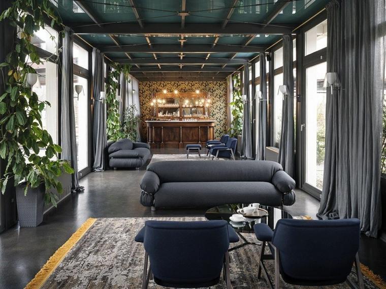 sesann sofa tacchini italia muebles salon ideas