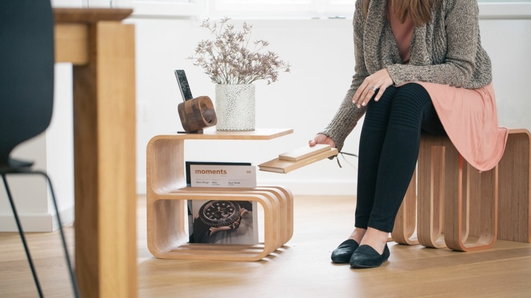 woodieful silla mesa especial compacta salones