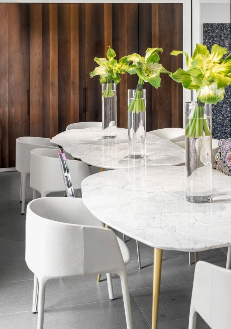 acabados marmol paredea mesas imagenes