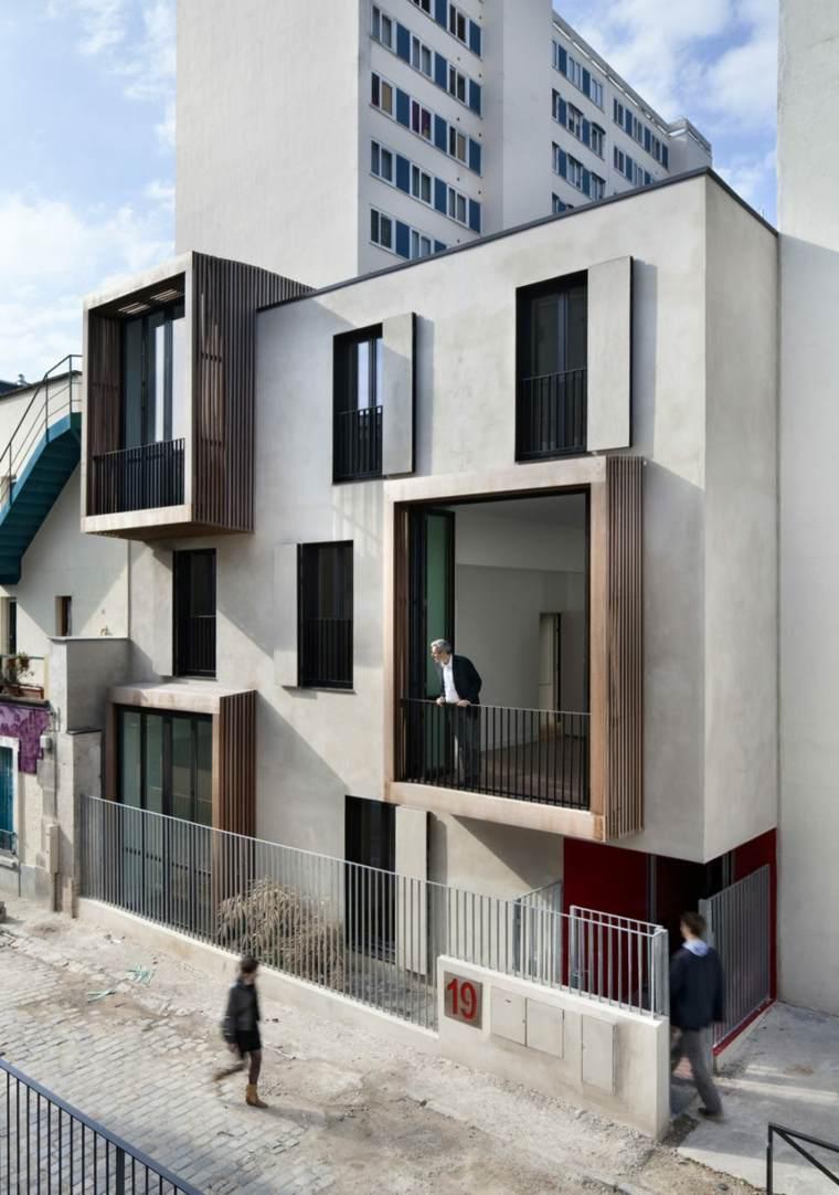 accesos balcones amplias modernas fuentes