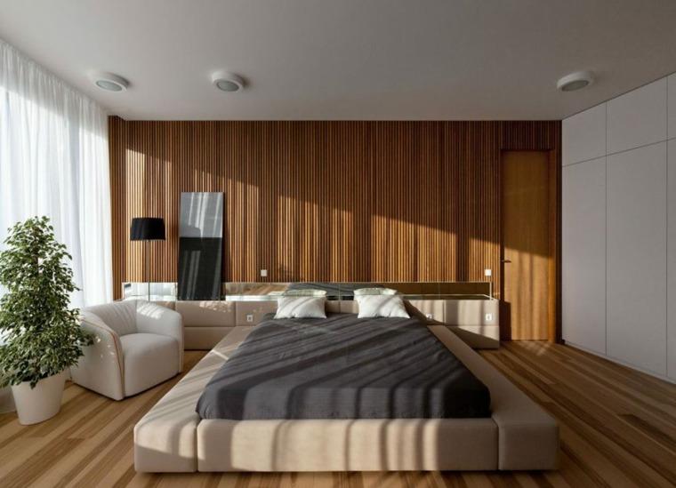 apartamento decoración diseno minimalista diseno dormitorio ideas