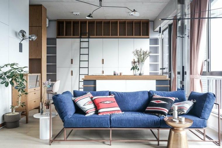 apartamentos espacio consejos muestras azul