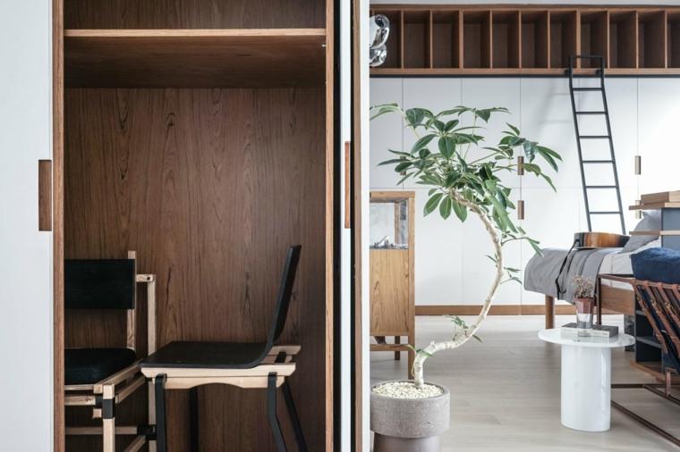 apartamentos espacio hormigon armado sillones