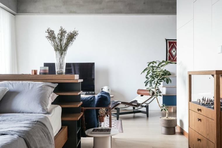 apartamentos espacio sala estar vista