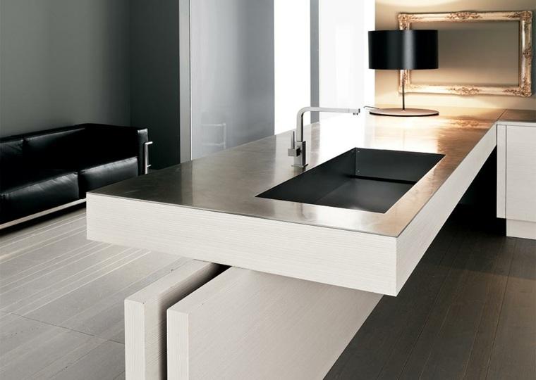 aria design barra lavabo encimera preciosa ideas