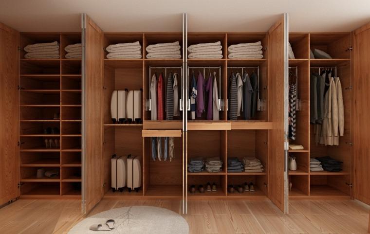 armario lujo especia amplio alfombra